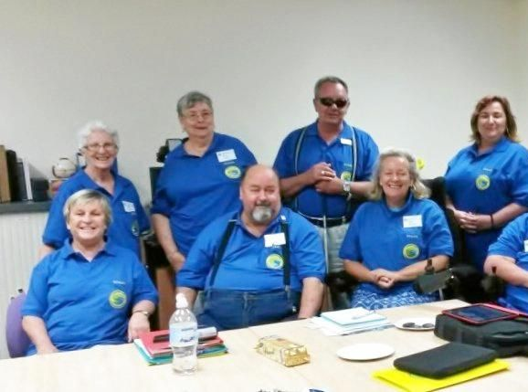 DRIVING CHANGE: Sunshine Coast Access Advisory Network's Peter Ryan and his passionate band of hard workers.
