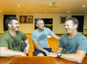 Wallaby ex-players are setting to challenge themselves