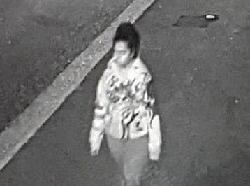 CCTV captures suspect in vicinity of cafe arson attack