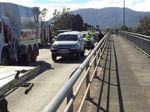 Traffic cleared from Fitzroy bridge after morning crash