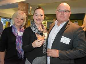 GALLERY: Talking business at Coast chamber meet