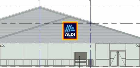 Changes have been proposed for Ballina's Aldi store.