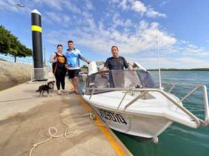 $3.7 million cash splash for Mackay region boat ramps