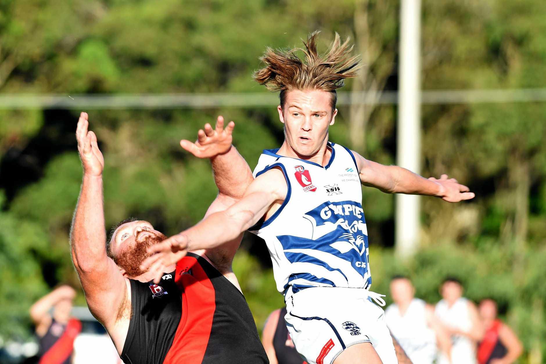AFL - Hervey Bay Bombers versus Gympie Cats -