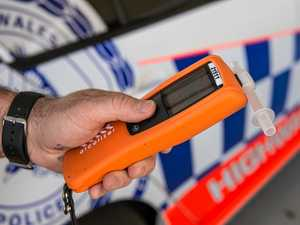 'Next time bring your toothbrush': Warning to drink driver