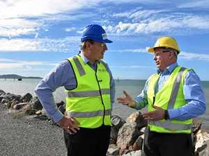 Renewable tidal turbine energy trialled at Gladstone Port