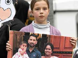 Biloela asylum seeker family spared imminent deportation