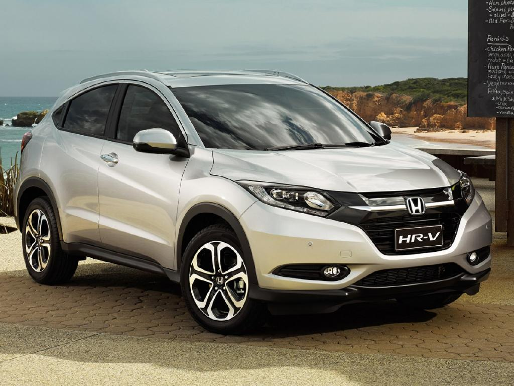 Active safety is only standard on the Honda HR-V VTi-L + ADAS.