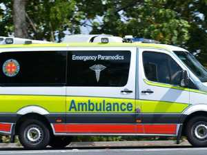 Car rolls on Bruce Hwy near Howard