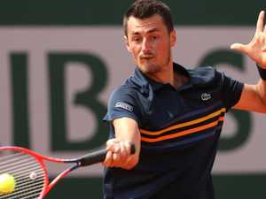 Tomic impresses as women gear up for big test
