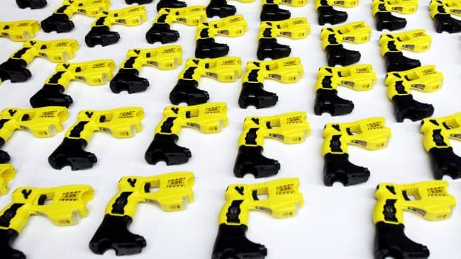 Tasers should be available in kmart dalby herald tasers should be available in kmart gumiabroncs Gallery