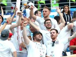 Six-goal romp sends England press into hysterics