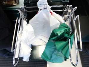 Woolies plastic bag ban