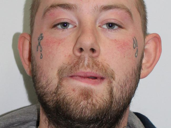 John Tomlin was sentenced to 16 years for the attack. Picture: Metropolitan Police/PA.