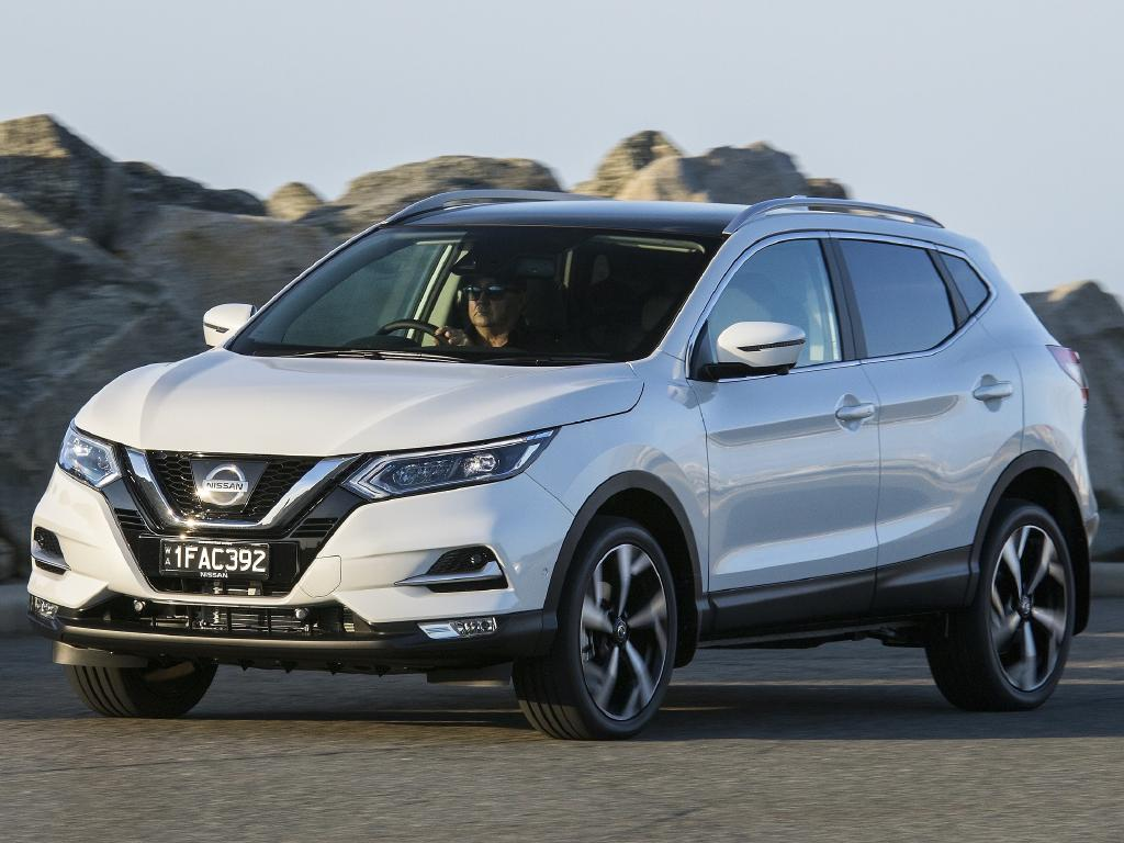 The Nissan Qashqai N-Tec's warranty isn't on a par with these rivals.