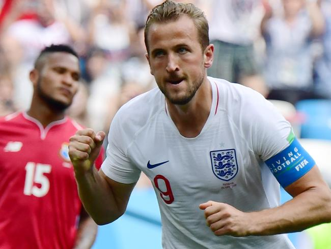 Harry Kane is having an impressive tournament.