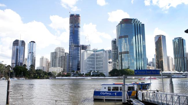 UNCERTAIN TIMES: Melburnians and Sydneysiders moving north may protect the Brisbane real estate market from going backwards. Photo AAP/ Ric Frearson