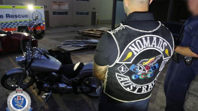 Raptor elite squad police hope raids and arrests will halt bikie turf wars. Picture: NSW Police
