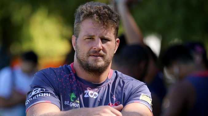 James Slipper has been named in the Queensland Country squad.