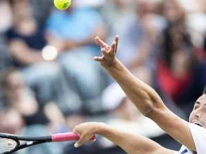 Tomic leads Aussie qualifying assault