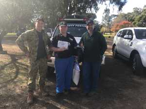 Toowoomba friends rally through the outback for charity