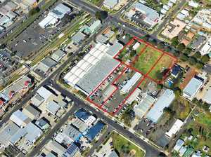 FOR SALE: Five CBD blocks worth 1.3ha hit market