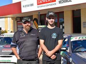 Laidley garage-mates aim to excel at Queensland Raceway