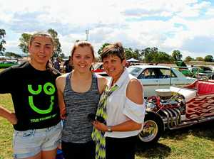 Get your engines running for car, ute and bike show
