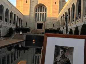 Special ceremony for fallen Bundaberg soldier