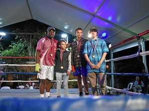 Rockhampton PCYC boxers bring home Golden wins