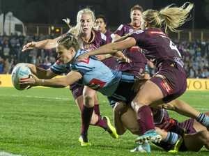 Gilly's 'culture lesson' inspires Queensland women