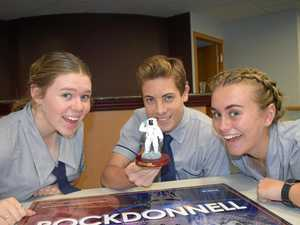 Bundy students taking off for NASA in the US