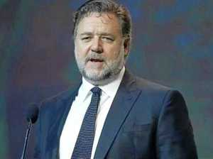 Russell Crowe to play media mogul