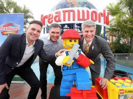 Dreamworld focused on opening its LEGO store instead of maintaining rides, an inquest has heard. Picture: Richard Gosling