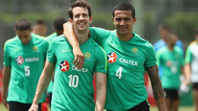 Surely Van Marwijk can understand Timmy's significance. (Robert Cianflone/Getty Images)