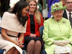 Queen gives Meghan huge tick of approval