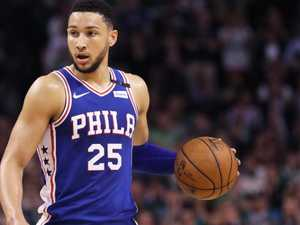 Simmons' 76ers v United in NBA-NBL blockbuster