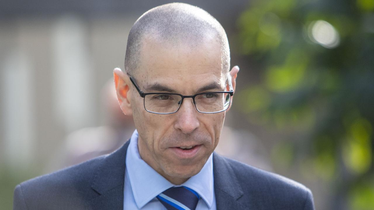 Benjamin Steinberg of the ANZ Bank faced a grilling at the Royal Commission today. Picture: AAP Image/Glenn Hunt