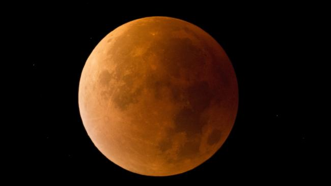 Total Lunar Eclipse Picture: Getty Images