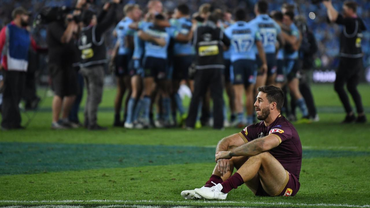 Ben Hunt could be axed ahead of Game III. (AAP Image/David Moir)