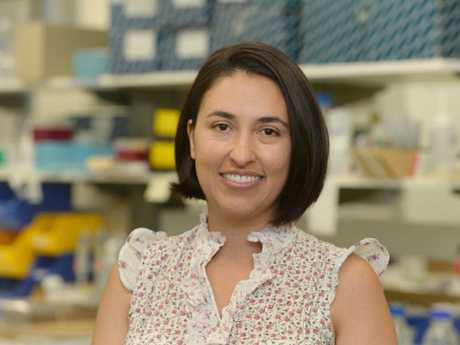 Dr Eliana Marino says the supplement might prevent diabetes progressing if it is given to people in the very early stages of the disease. Picture:  Susan Windmiller