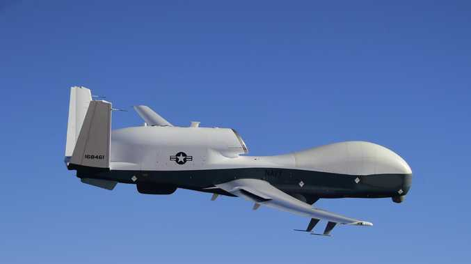 The Turnbull Government will spend $1.4 billion to buy the first of a possible six MQ-4C Triton remotely piloted aircraft through a cooperative program with the United States Navy.
