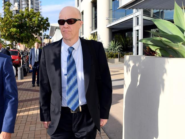 Mark Thompson, a former Dreamworld safety manager, told the inquest the theme park gave more attention to newer attractions. Picture: Dan Peled