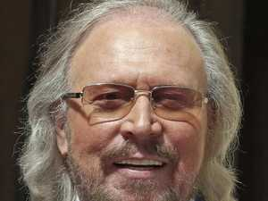 Barry Gibb honoured with knighthood