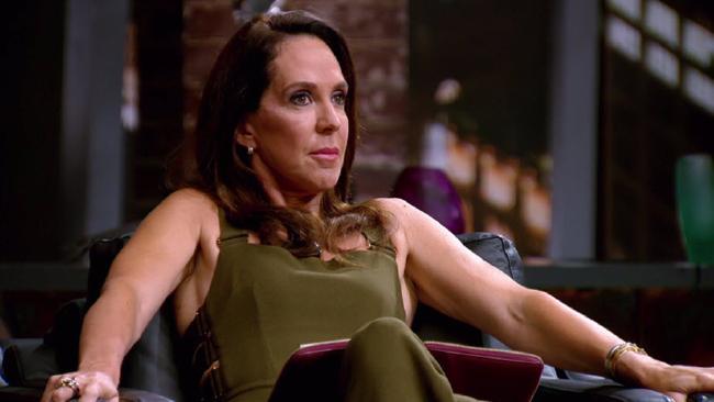 Uncomfortable, Janine?