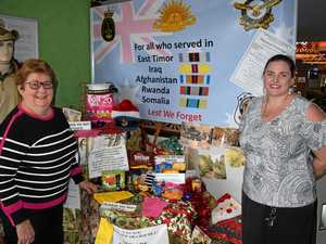 Craftfest entries donated to care packages for troops