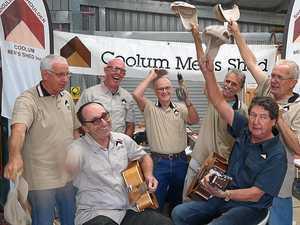 An anthem for Coolum men