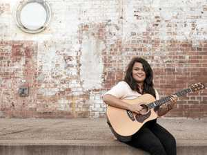 Funky finger-style guitarist on her way to Gladstone