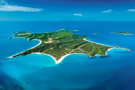 ON THE MARKET: Great Keppel Island.