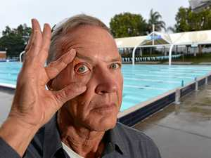 'I want it shot': Notorious bird slashes swimmer's eyeball